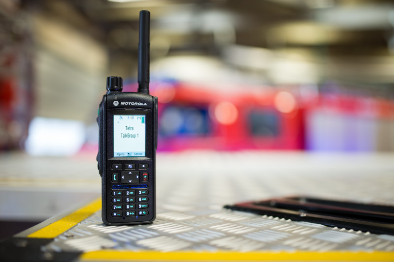industrial radio communication systems