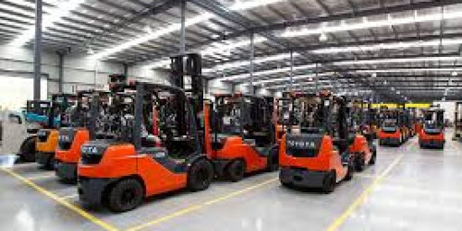 Most Trusted Forklift Services For Your Construction Company