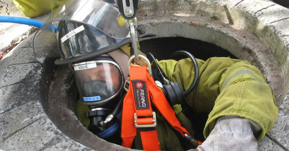 Understand The Importance of Confined Space Training