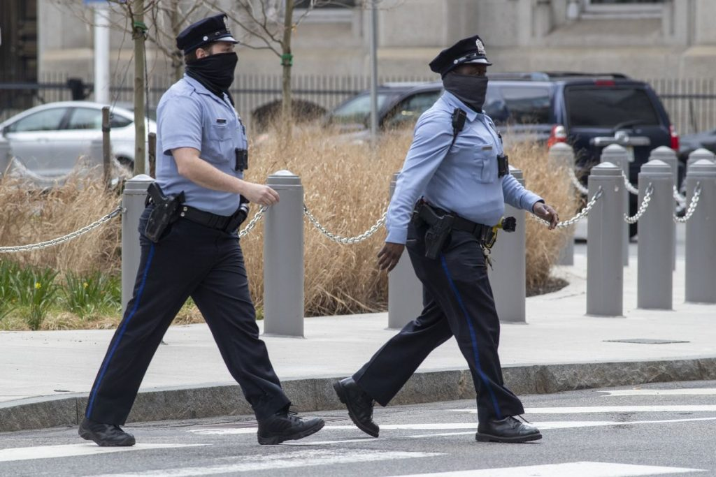Helping Police Departments